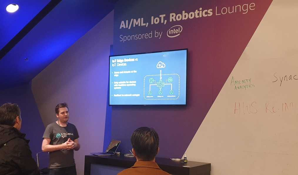 re:Invent IoT Project to Production