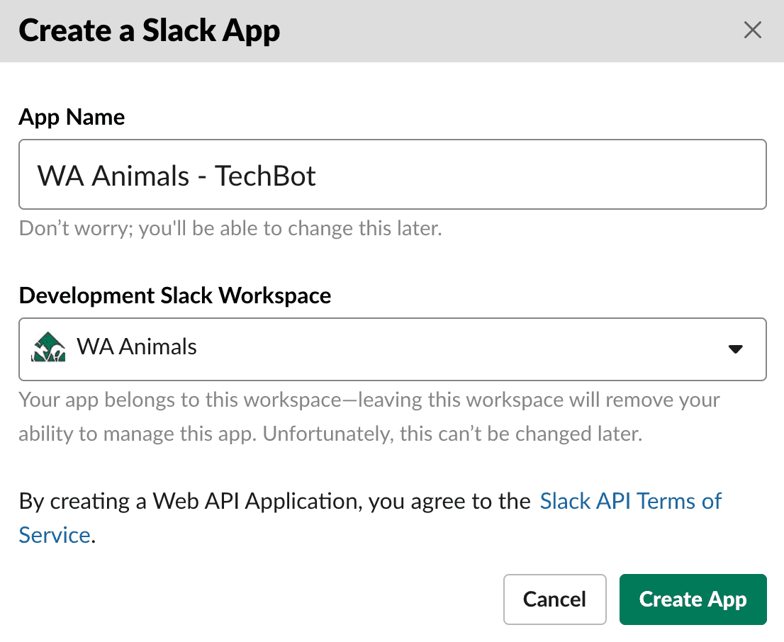 EventBridge Slack Setup 1
